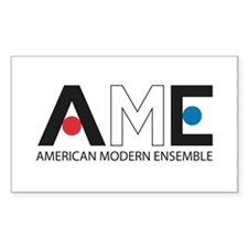 AME Sticker (Rectangular)
