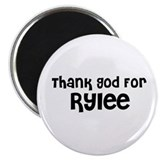 "Thank God For Rylee 2.25"" Magnet (10 pack)"