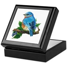 "Keepsake Box ""Bluebird"""