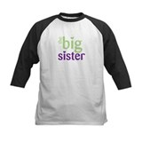 Unique I am a big sister Tee