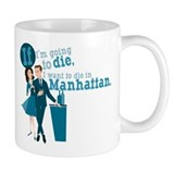 Mad Men Pete Campbell Small Mug