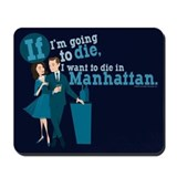 Mad Men Pete Campbell Mousepad
