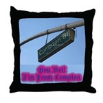 You Bet! Throw Pillow