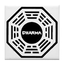 DHARMA Tile Coaster