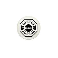 DHARMA Mini Button