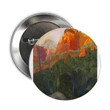 "Forbidden Road's End, Zion 2.25"" Button (100 pack)"