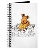 Welsh Terrier World Journal