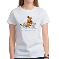 Welsh Terrier World Tee