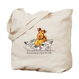 Welsh Terrier World Tote Bag