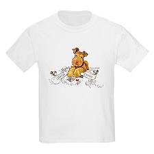 Welsh Terrier World T-Shirt