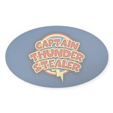 Captain Thunder-Stealer Decal
