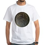 minneapolis minnesota sewer c White T-shirt