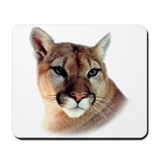 Cindy Ladie's CougarWear Mousepad