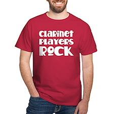 Clarinet Players Rock T-Shirt