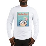 Angel Bud/Devil Bud Long Sleeve T-Shirt