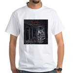 GBMI Outta the Asylum White T-Shirt