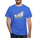 Turkeys: White Holland Dark T-Shirt