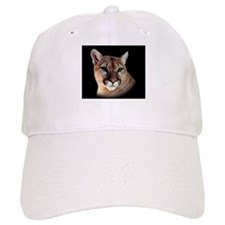 Cindy Black Cougar Stuff Baseball Cap
