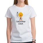 Optometry Chick Optometrist Women's T-Shirt
