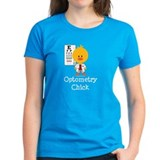 Optometry Chick Optometrist Tee