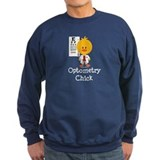 Optometry Chick Optometrist Jumper Sweater