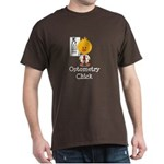 Optometry Chick Optometrist Dark T-Shirt