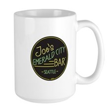 Joe's Bar Large Mug
