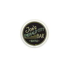Joe's Bar Mini Button