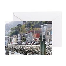 Sausalito Note Cards (Pk of 10) 5 x 7