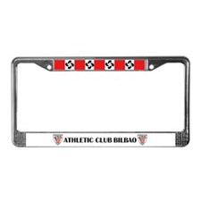 Unique Basque License Plate Frame