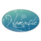 Namaste Decal