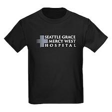 SGMW Hospital Kids Dark T-Shirt