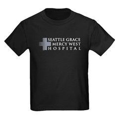 SGMW Hospital Kids Dark T-Shirt