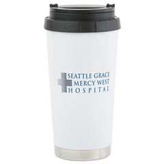 SGMW Hospital Ceramic Travel Mug