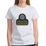 Sussex Police Traffic Warden Women's T-Shirt