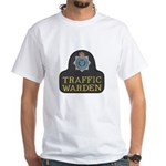 Sussex Police Traffic Warden White T-Shirt