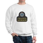 Sussex Police Traffic Warden Sweatshirt