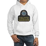 Sussex Police Traffic Warden Hooded Sweatshirt