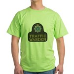 Sussex Police Traffic Warden Green T-Shirt