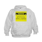 WARNING: Artificial Intelligence Hoodie
