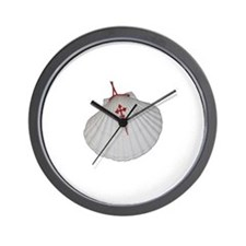 Cute Pilgrimage Wall Clock
