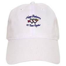 Unique Anniversary Baseball Cap