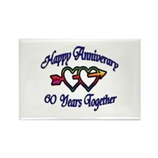 Funny Anniversary Rectangle Magnet (10 pack)