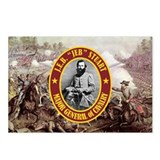 JEB Stuart (AFGM) Postcards (Package of 8)