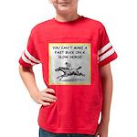 Rock and Roll Organic Kids T-Shirt (dark)