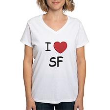 I heart SF Shirt