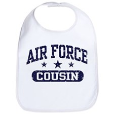 Air Force Cousin Bib