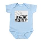 Legalize Midwifery Infant Creeper