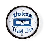 Travel Trailerl Clock