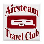 Travel Club Tile Coaster